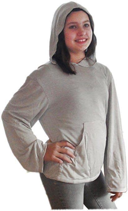 anti radiation hoodie