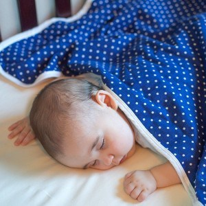 SYB anti radiation baby blanket