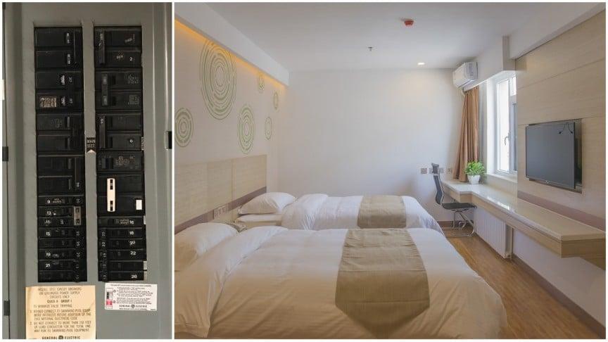 Sleeping Near An Electrical Panel - Is It Dangerous? - EMF Academy