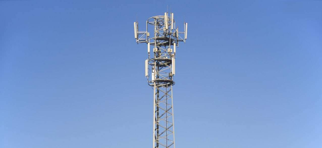 Cell Tower Map