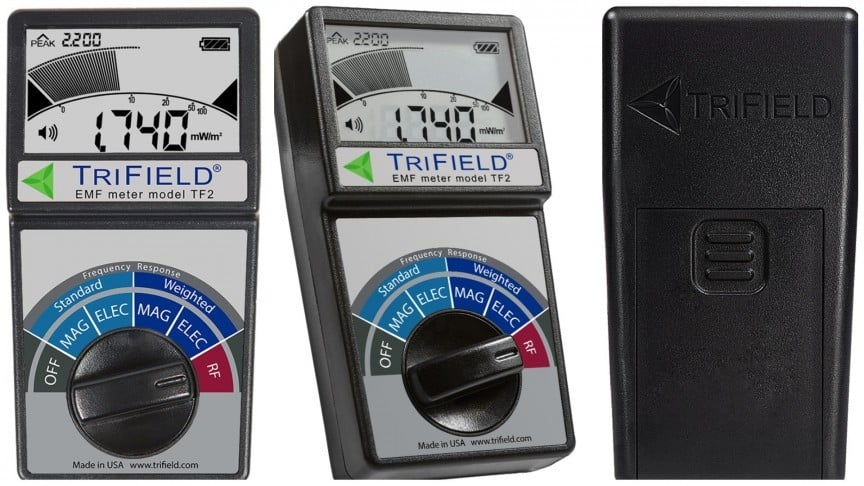Trifield TF2 EMF Meter - Complete Review - EMF Academy