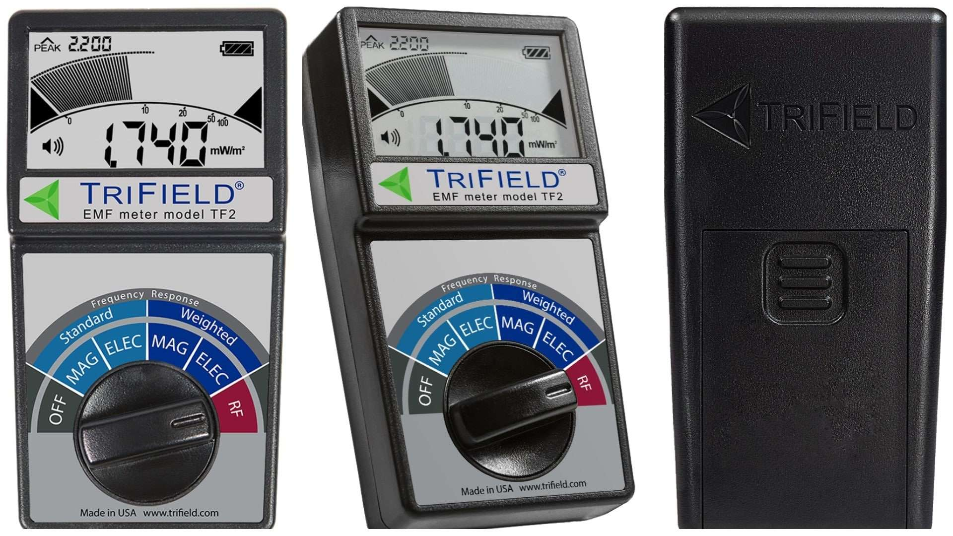Trifield TF2 EMF Meter Review