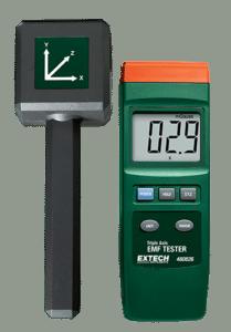 Lowe's EMF Meter