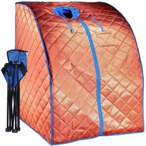 Durherm Low EMF Portable Infrared Sauna