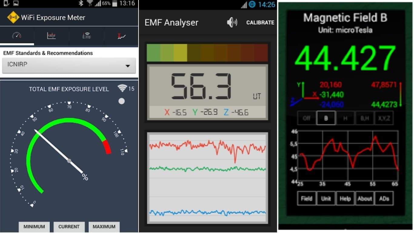 5 Best Apps For Detecting EMFs - And What You Should Use Instead