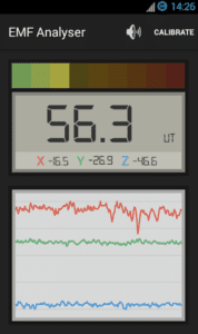 EMF Meter App