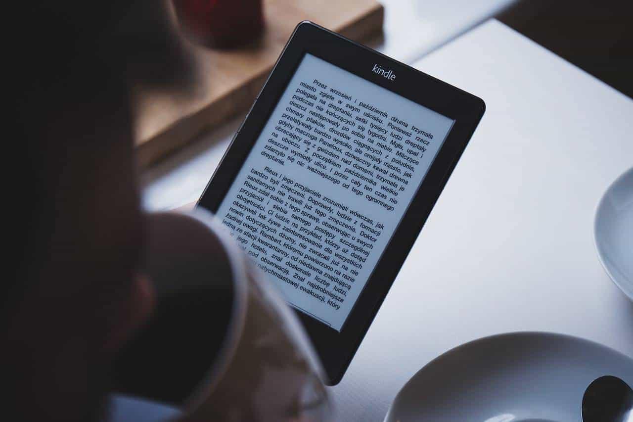 Amazon Kindle Radiation