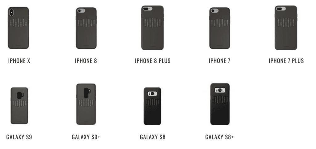 Alara Case Phone Models