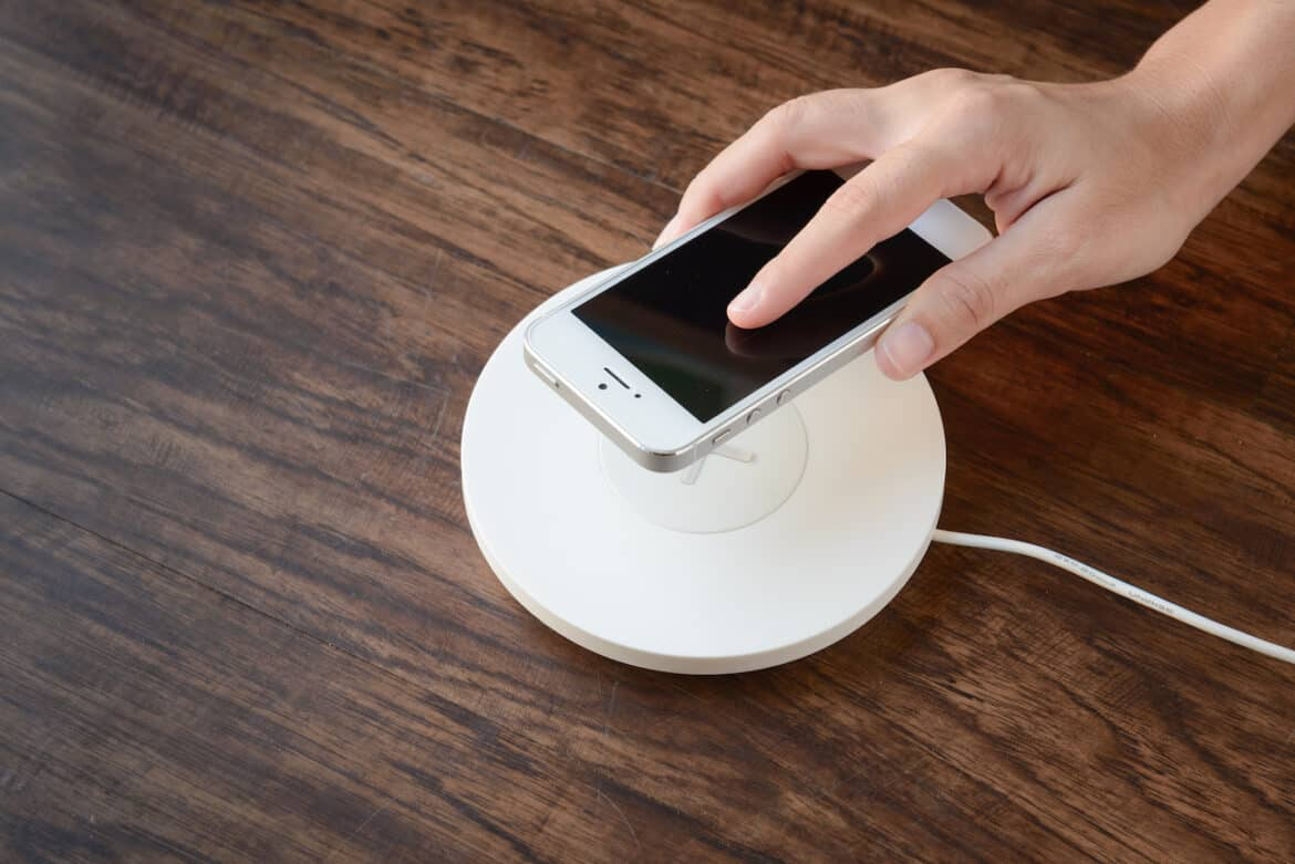 Wireless Charger Radiation